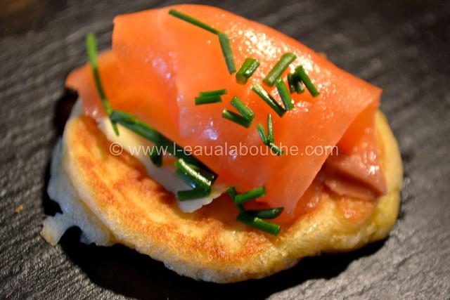 Blinis Au Saumon & Beurre Salé © Ana Luthi Tous droits rservés 002