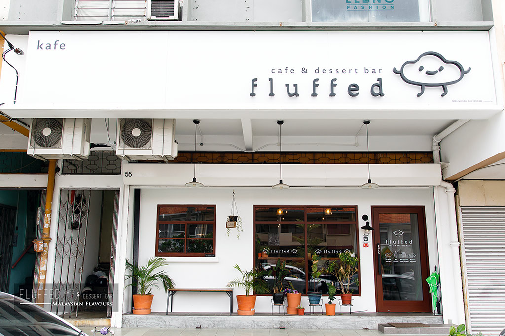 Fluffed Cafe & Dessert Bar