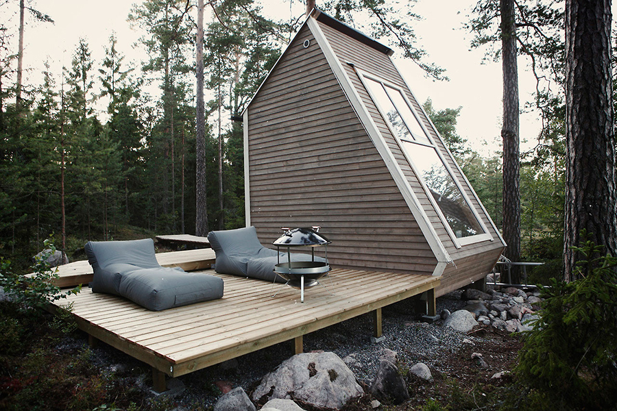 AMM blog | 6 favorite modern cabins