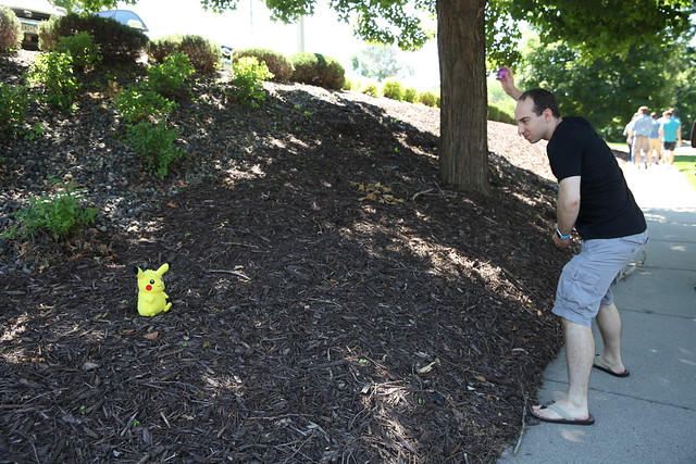Pokemon Go at Siteimprove