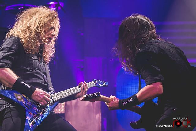Megadeth em SP (Exclusivas)
