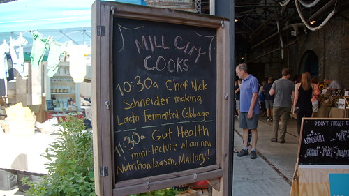 August 13, 2016 Mill City Farmers Market