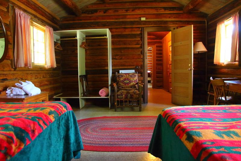 IMG_1234 Cabin at Colter Bay Village