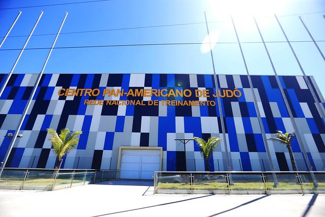 Centro Panamericano de Judô c10fa51c78896