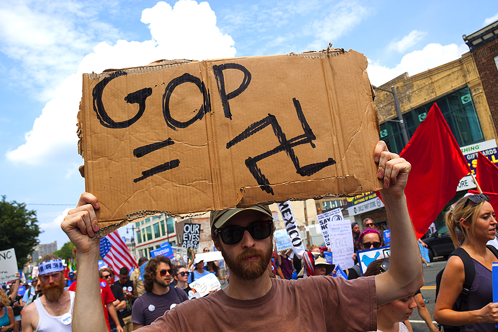 GOP equals NAZISM--South Broad