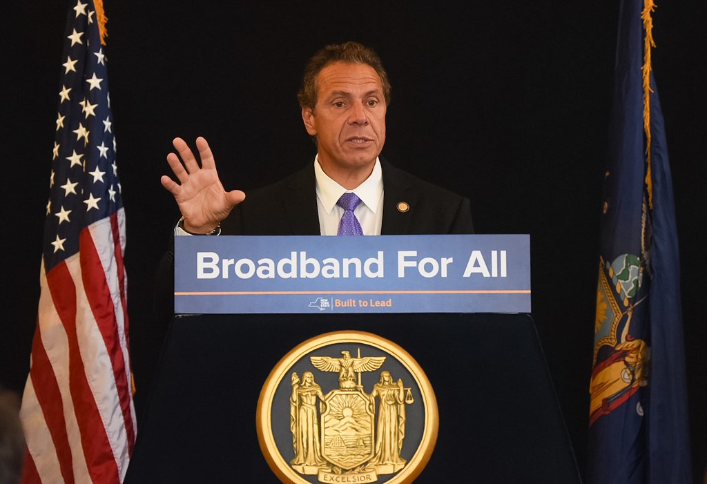 Governor Cuomo Announces Broadband Improvements in Hudson, NY