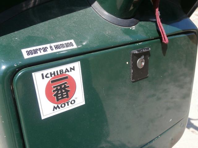 Ichiban Moto rules