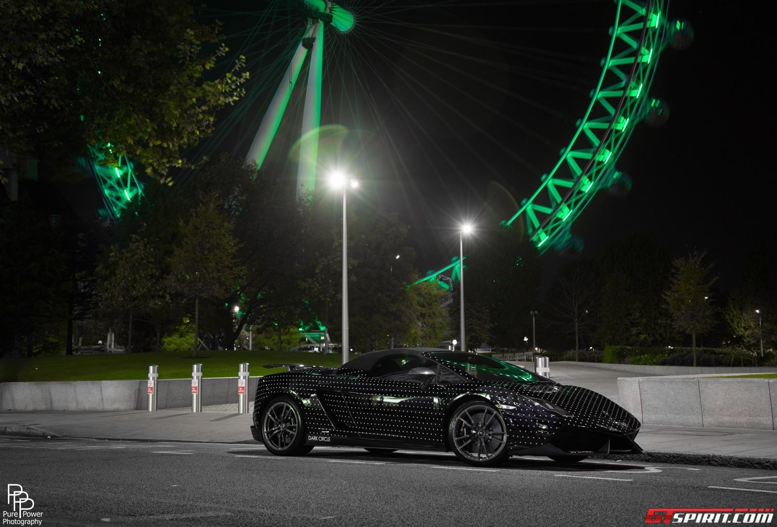 Фото Lamborghini Gallardo LP570 4 Spyder Performante