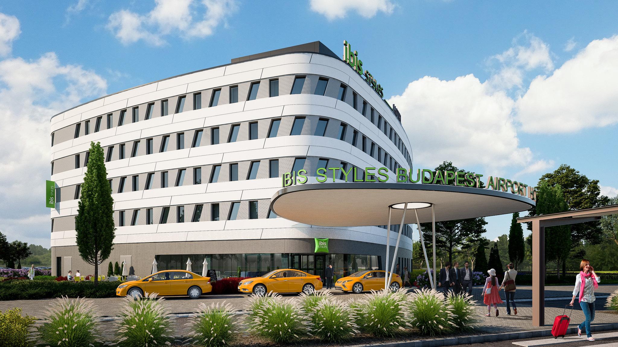 Elindult a repülőtéri szálloda építése
