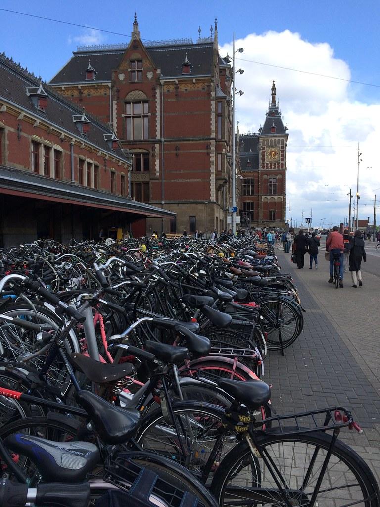 Amsterdam July 2016