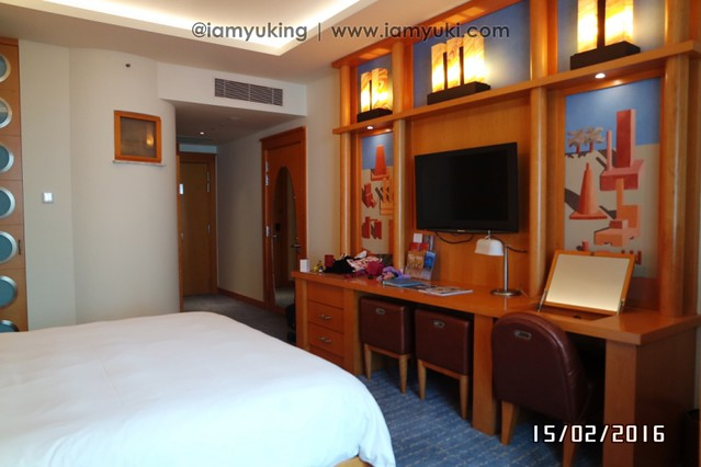 Singapore Sentosa12Hotel Michael Review