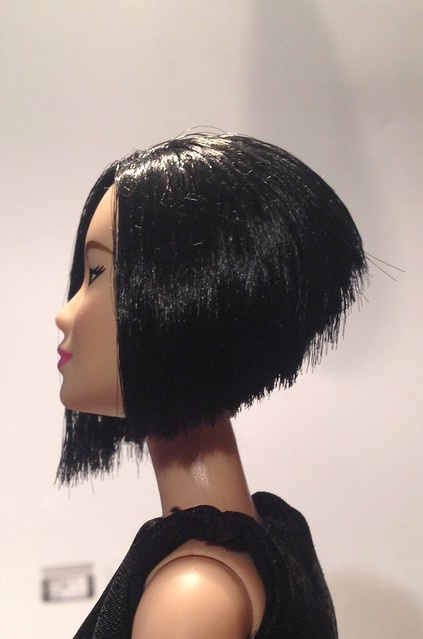 Barbie 'Made to Move' restyled hair