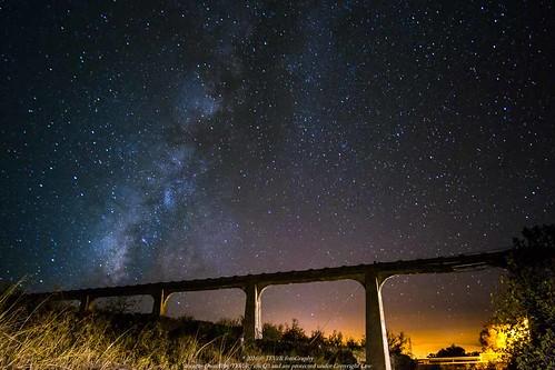 El acueducto de la Vía Láctea