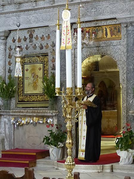 pope basilique paros 1