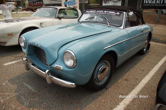 1956 Volvo Sport P1900 Convertible