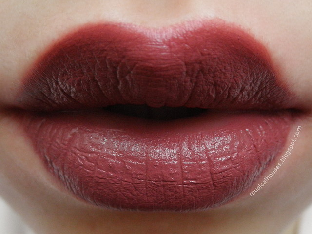 Palladio Velvet Matte Lip Cream Color Boucle Review