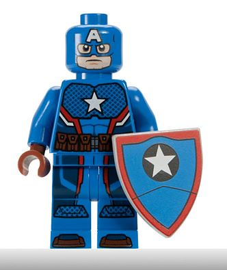 LEGO Marvel Captain America