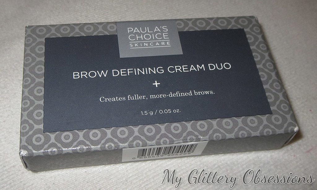 Brow kit box