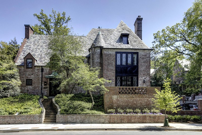 Новый дом Барака Обамы в Вашингтоне
