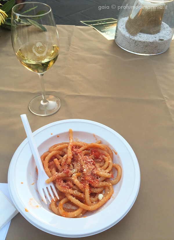 Mestolo d'oro 2016 - Pici all'aglione