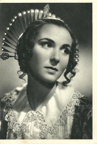 Dina Sassoli in I promessi sposi (1941)