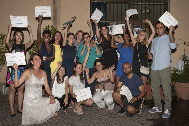 Infomigranti - La consegna dei diplomi