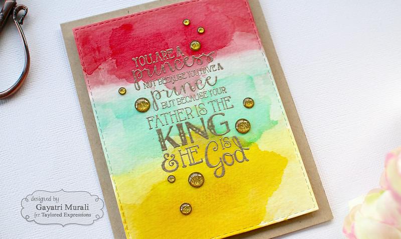 Spiritual card 2 angled