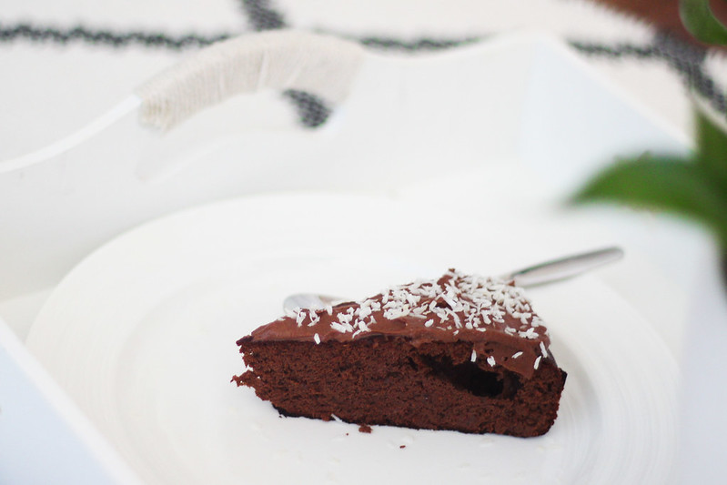 suklaakakku terveellinen ohje blogi