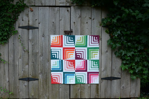 Round Peg, Square Hole by Poppyprint