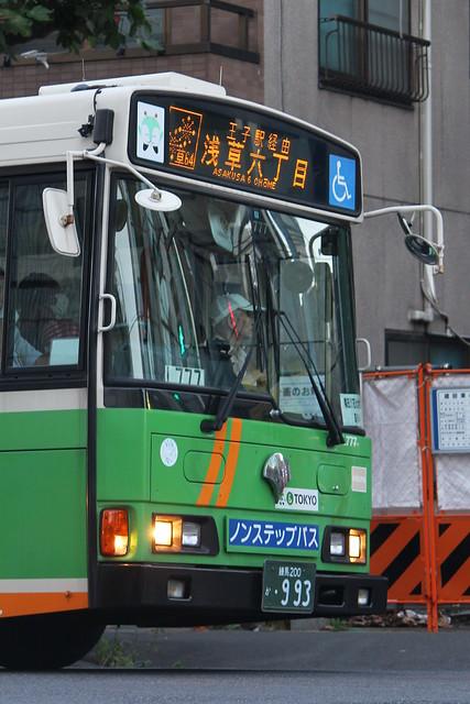 2016/07/30 東京都交通局 L777