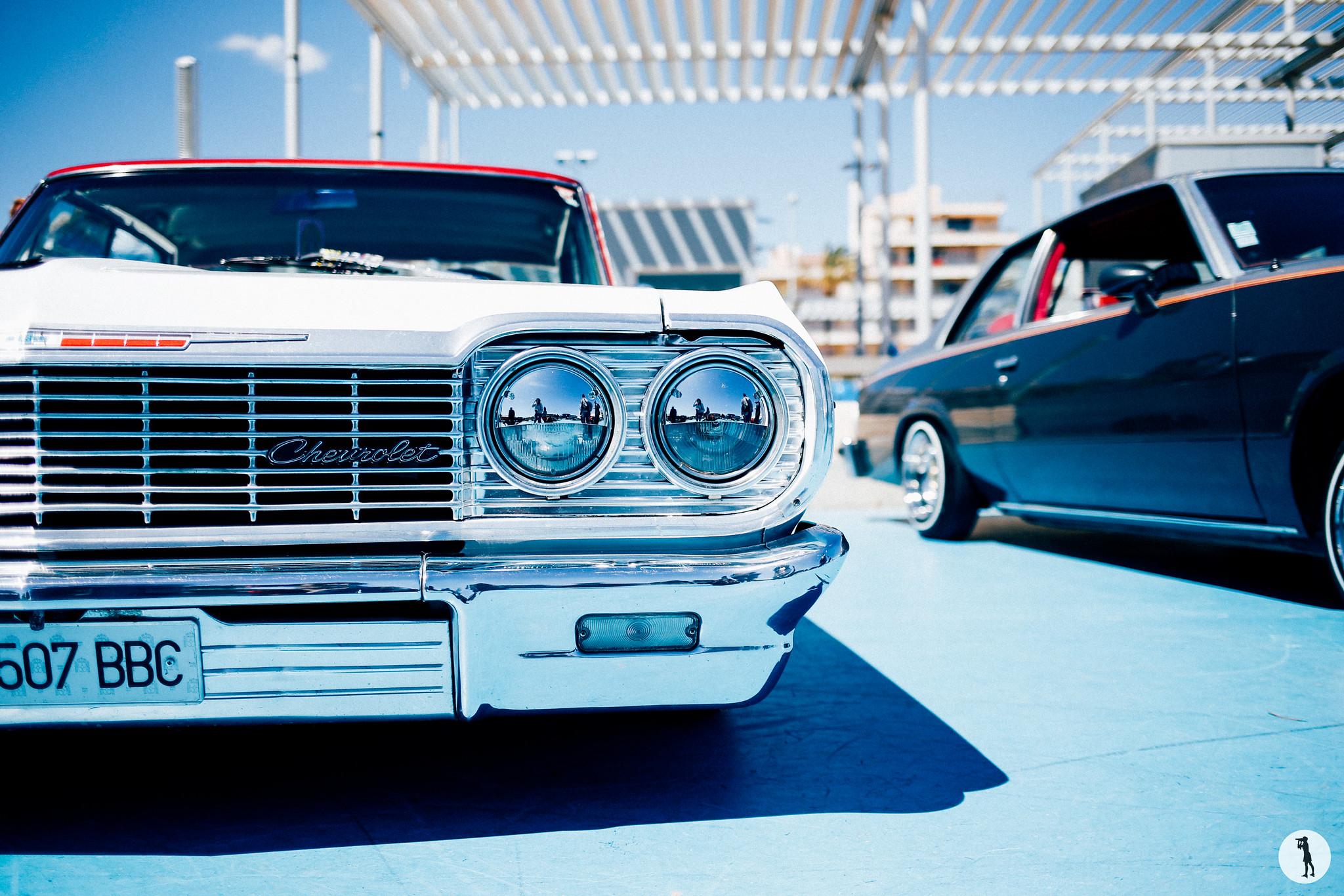 Riverside Car Show 2016, Calafell, Spain