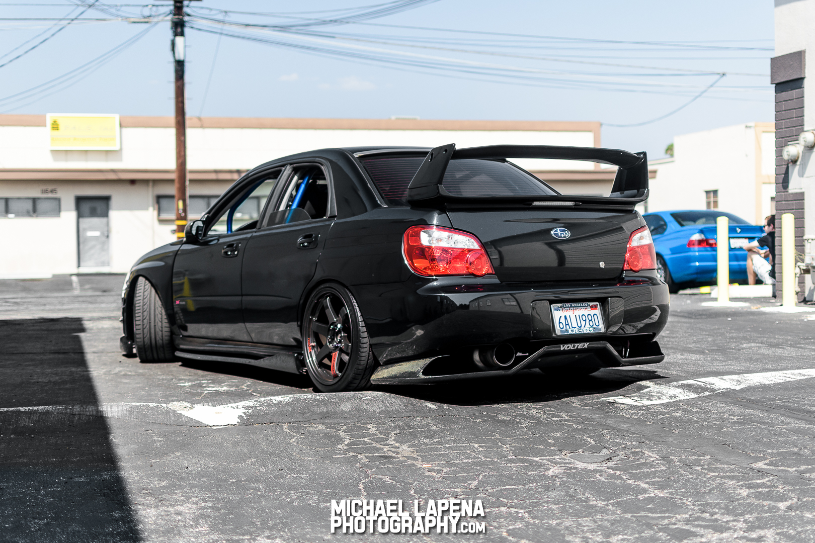Andy's Subaru WRX