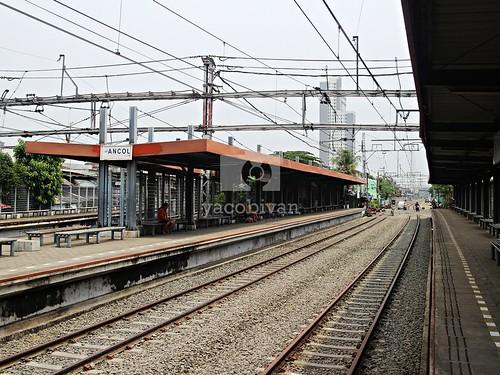 Stasiun Ancol