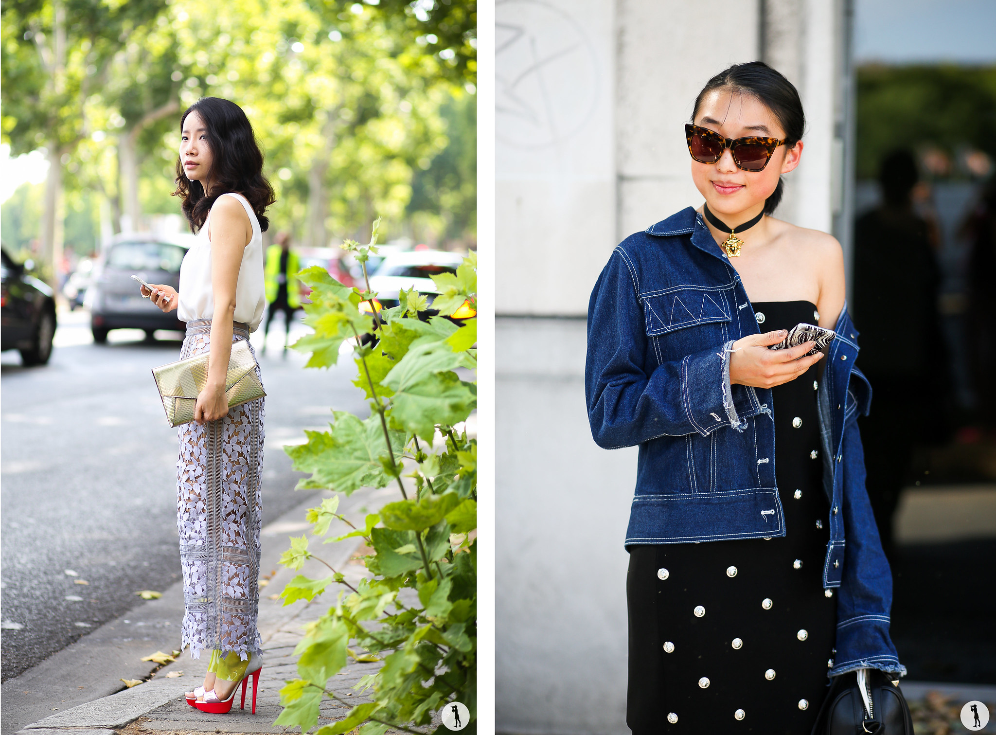 Street style, PFW HC FW15-16