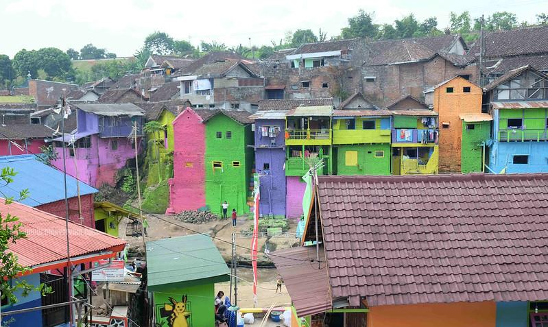 kampung warna warni malang 1