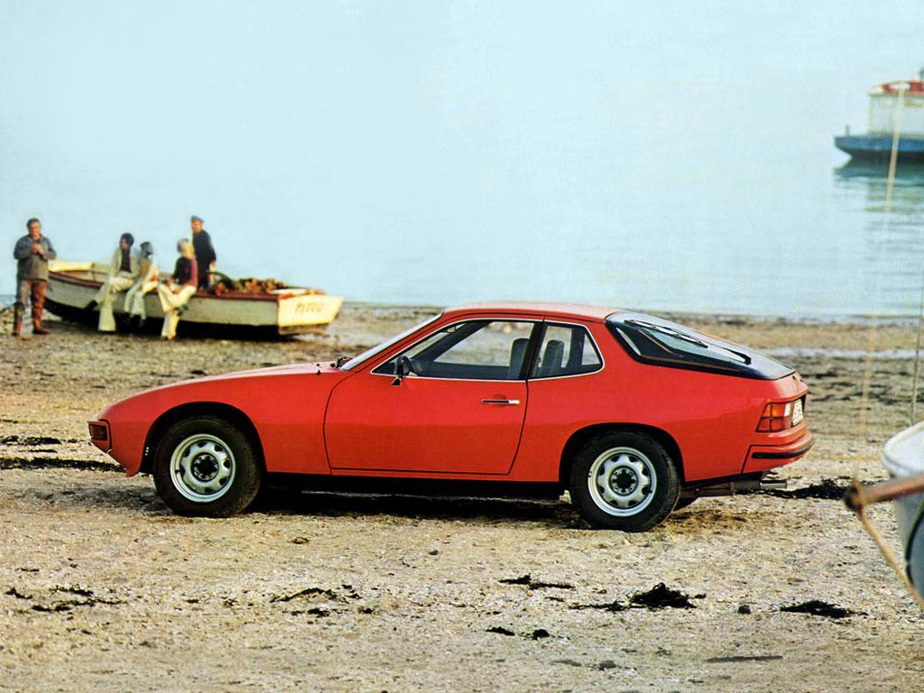 Porsche 924 Coupe. 1976 – 1985 годы