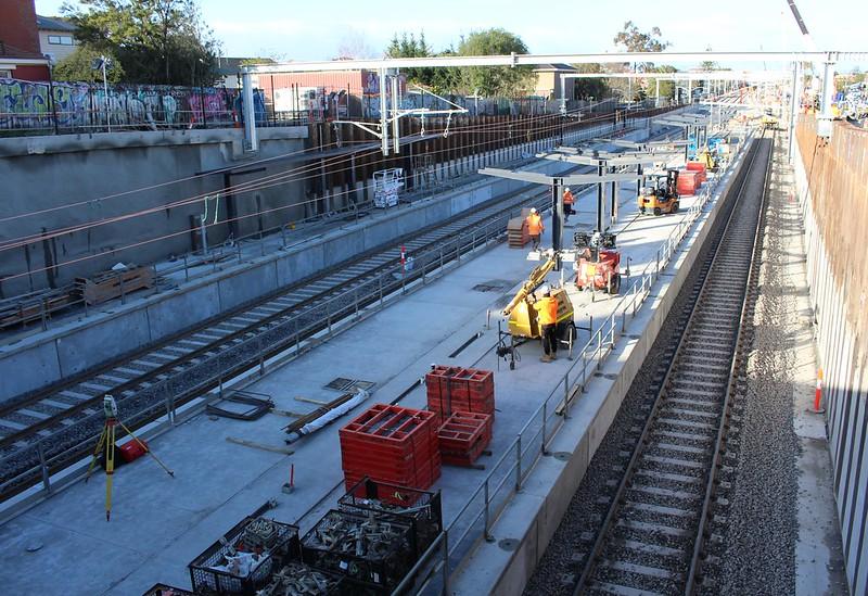 Mckinnon station, 23/7/2016