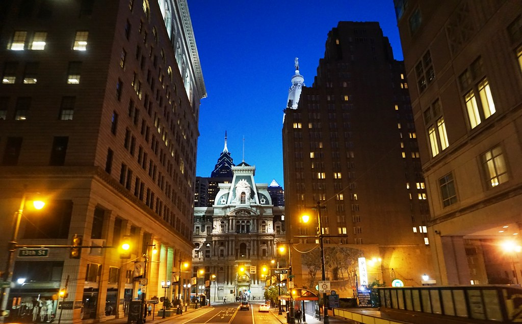 Philadelphia as Seen During Philadelphia Sightseeing Tours, June 2016