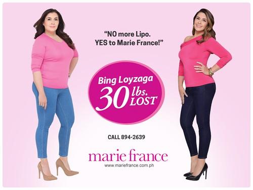 Marie France by Bing Loyzaga