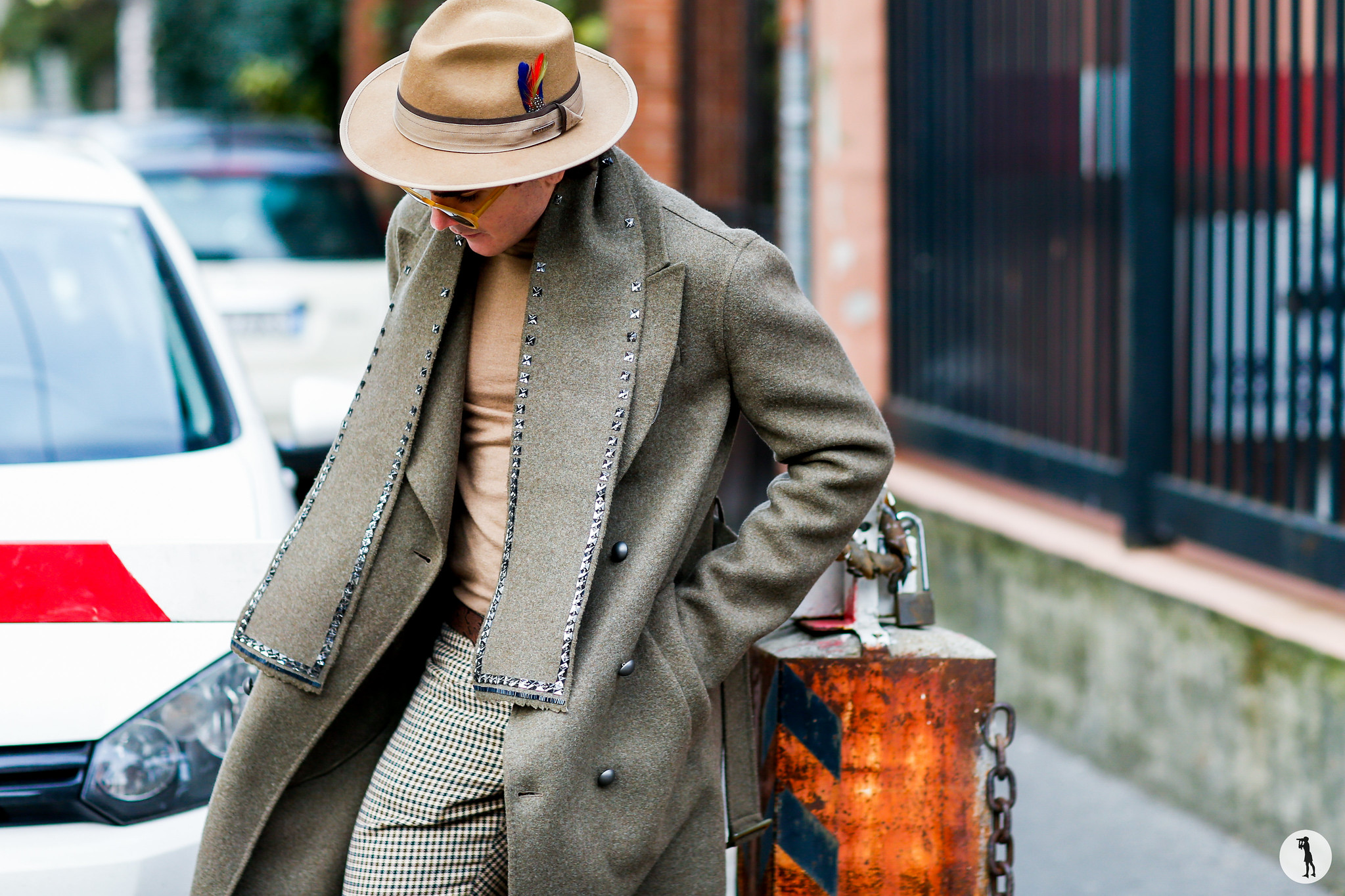 Street style at Milan Fashion Week Menswear-9 3