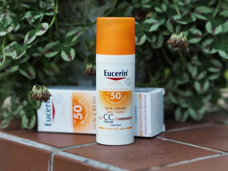 Eucerin sun creme CC cream