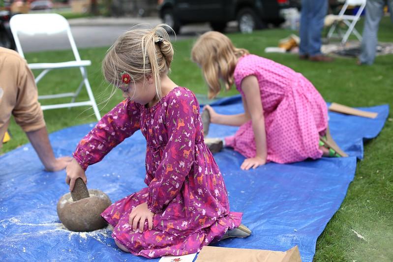 archeology fair