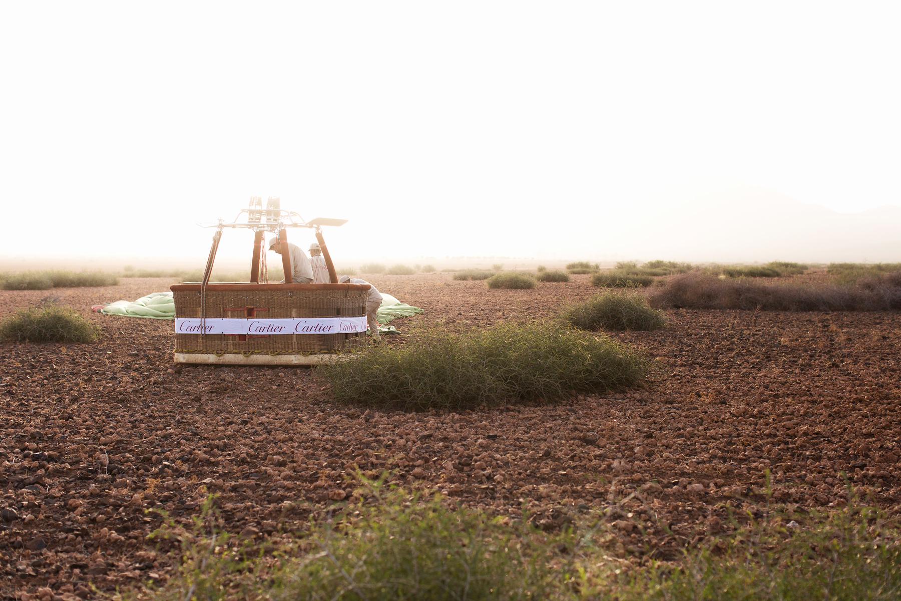 Carin Olsson by Hana Lê Van, Morocco