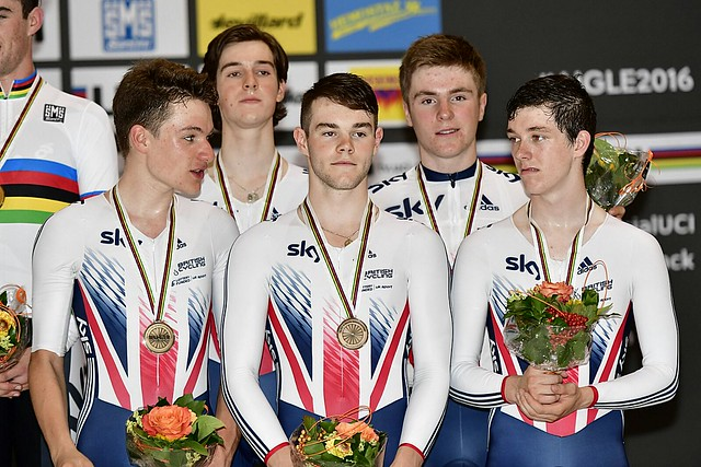 2016 UCI Junior Track Cycling World Championships - Day 2