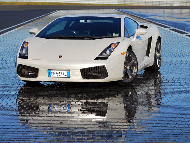 Lamborghini Gallardo. 2003 – 2008 годы
