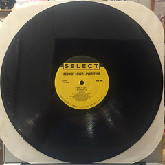RED HOT LOVER LOVER TONE:GIVE IT UP(RECORD SIDE-A)