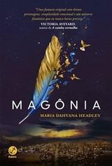 1 - Magônia - Magônia #1 - Maria Dahvana Headley