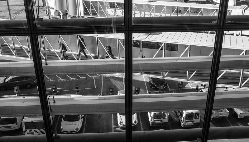 Complexity at London Heathrow Teminal 5