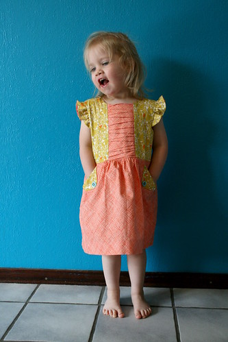 Feestkleedje voor Nina