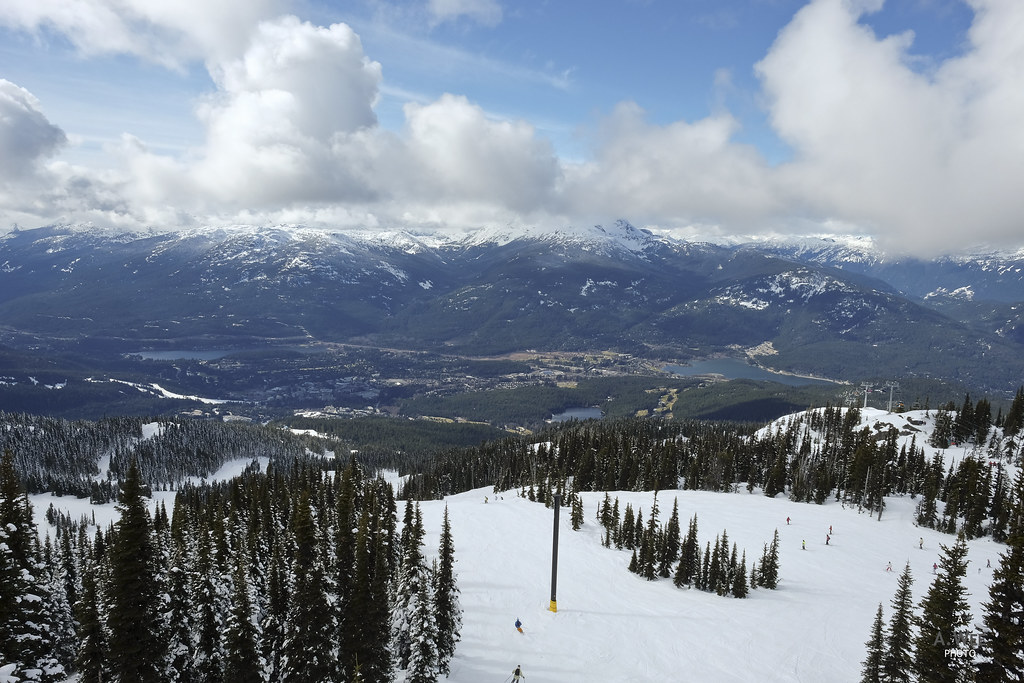 Crystal Ridge ski area